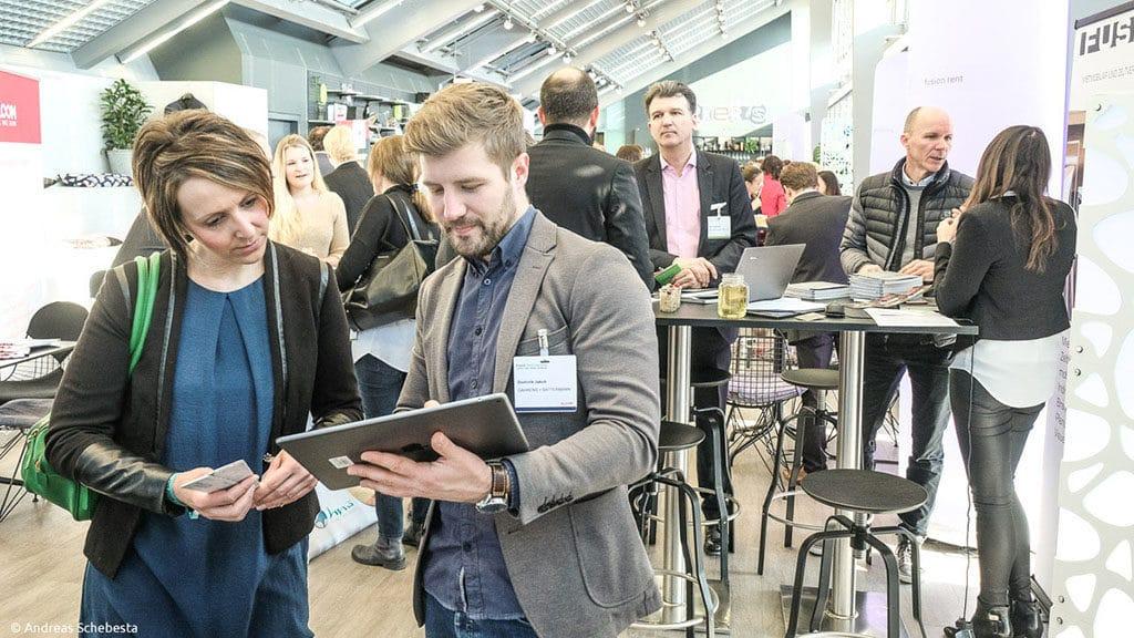 """Meet Germany"" im Event Destinations Forum München."