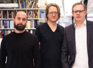 Neue Partner für Milla & Partner: Robin Palleis, Tobias Kollmann und Peter Ludwig (v.l.n.r.)
