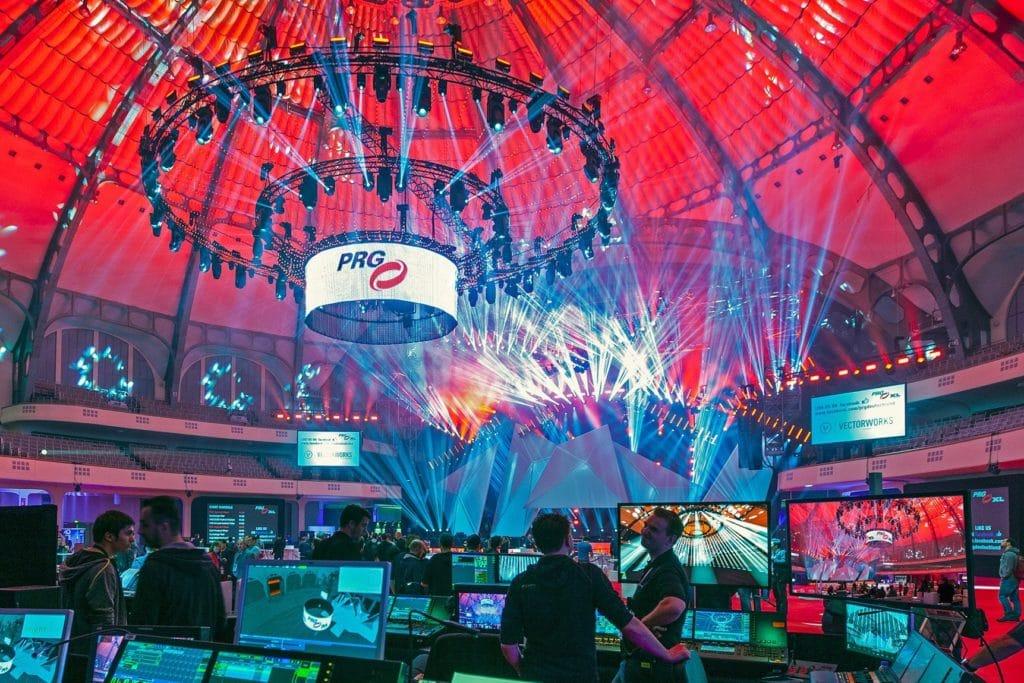 PRG in der Festhalle der Messe Frankfurt
