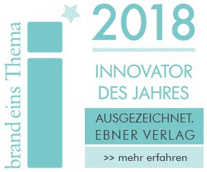 Innovator des Jahres 2018