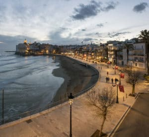 LED-Beleuchtung Tridonic in Sitges