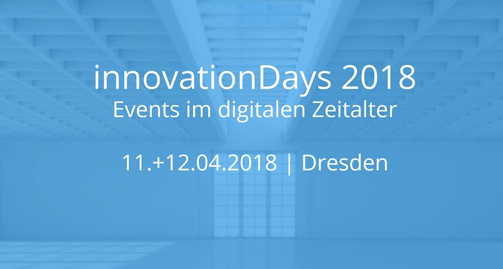 InnovationDays 2018