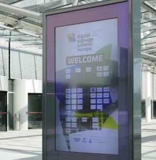 DSS Europe 2017 in München