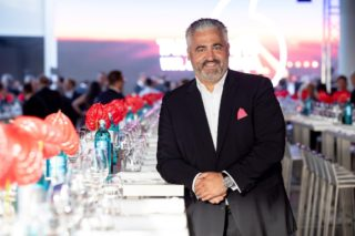 Oliver Wendel, Geschäftsführer LPS Event Catering