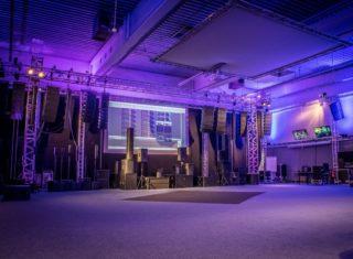 Showroom dBTechnologies