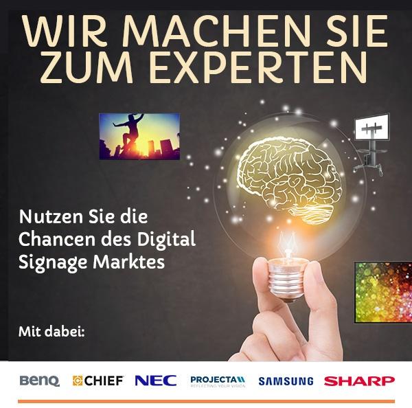 Kern & Stelly lädt zum Digital-Signage-Training nach Hamburg ein