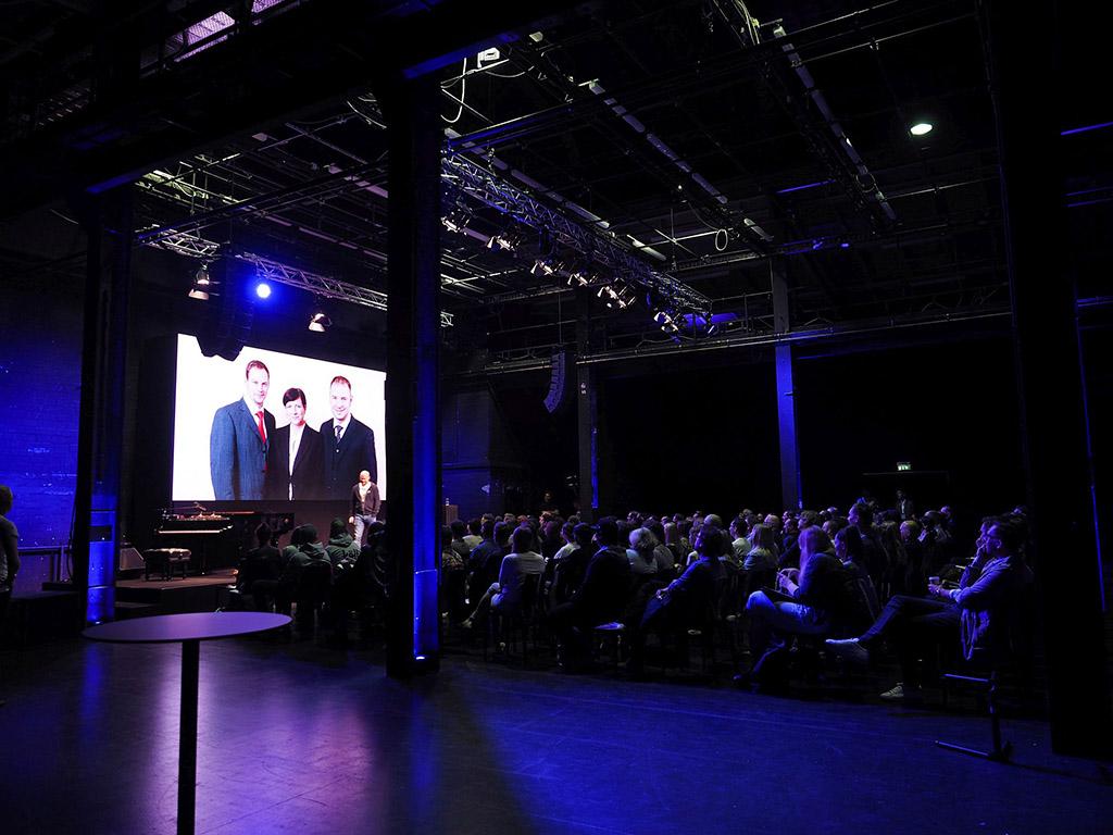 Gahrens + Battermann als technischer Generaldienstleister des ADC Festivals 2018