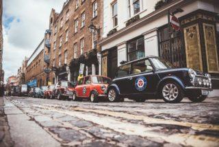 Minis in London