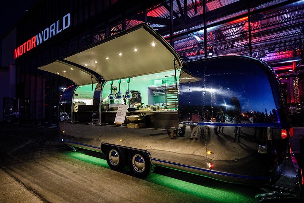 Eröffnung der Motorworld |  Rheinland