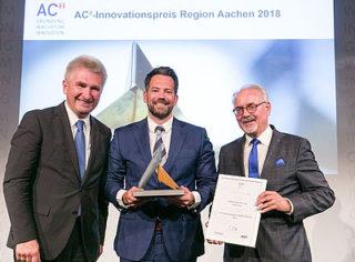 AC2 Innovationspreis - Preisübergabe