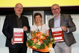 Ilona Jarbek folgt auf Joachim König als neue Verbandspräsidentin