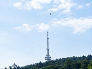 Antenne in Bielefeld