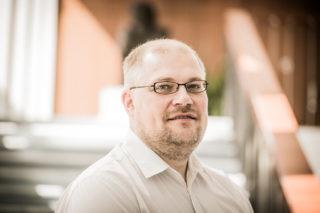 Theaterdirektor Toomas Peterson
