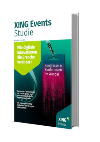 XING Events Konferenzstudie