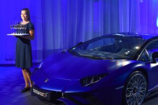 lemonpie catert für Bentley & Lamborghini