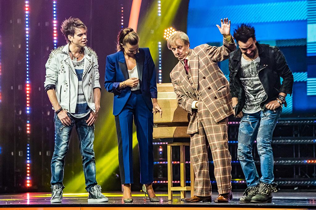 Neue Show der Ehrlich Brothers bei RTL