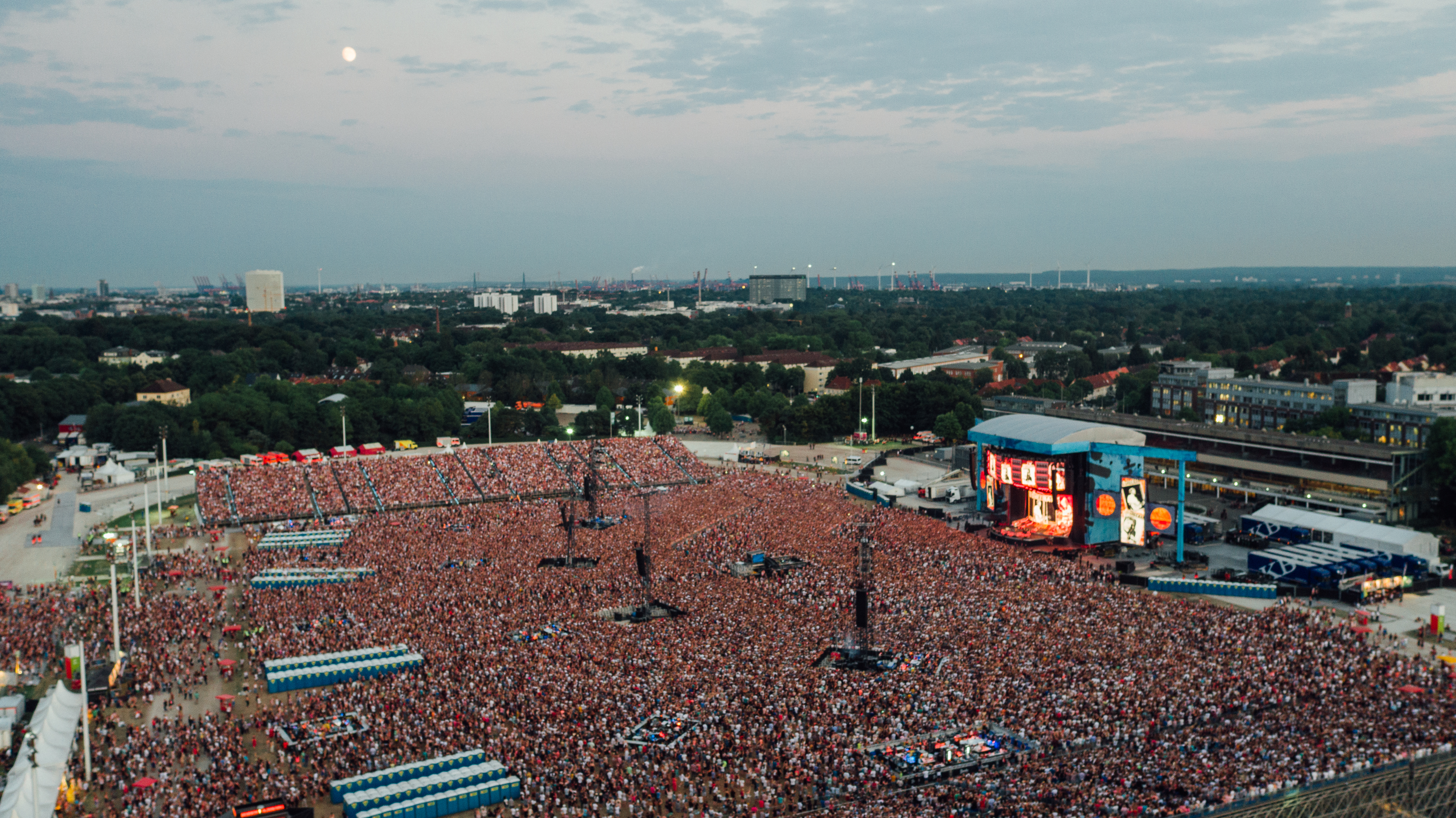 Ed Sheeran Konzert in Hamburg