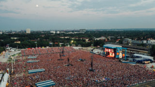 Ed Sheeran Konzert in Hamburg