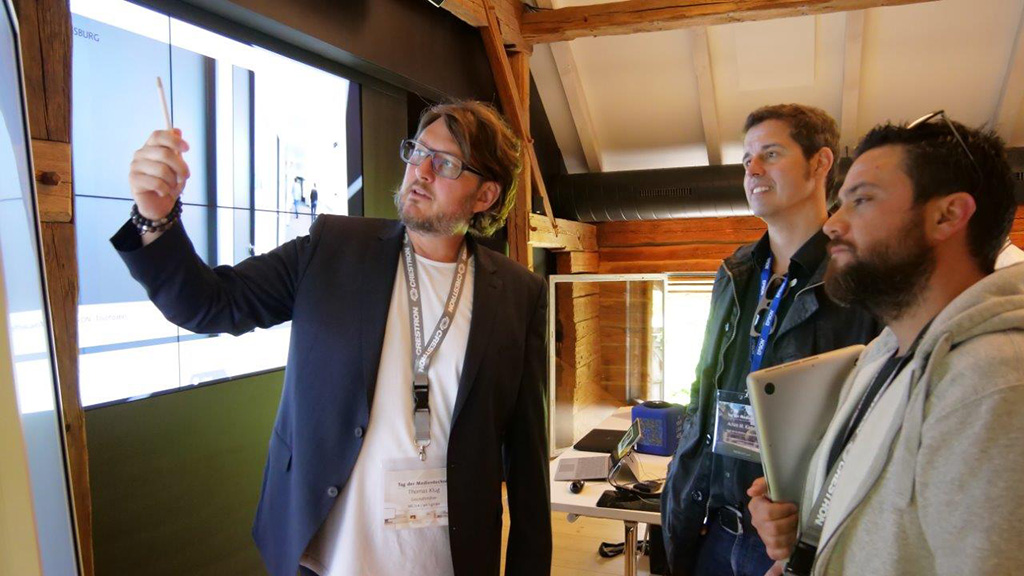 Fachvortrag im Rahmen des ersten Tag der Medientechnik der Firma Media Tek