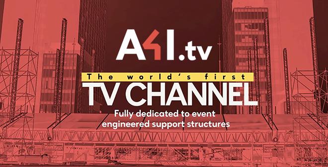 Screenshot des neuen TV-Channels von Area Four Industries