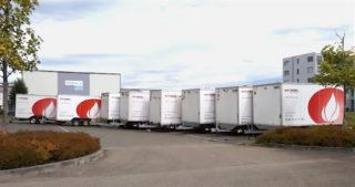 Die Mietparkflotte von Hotmobil wird ausgebaut.