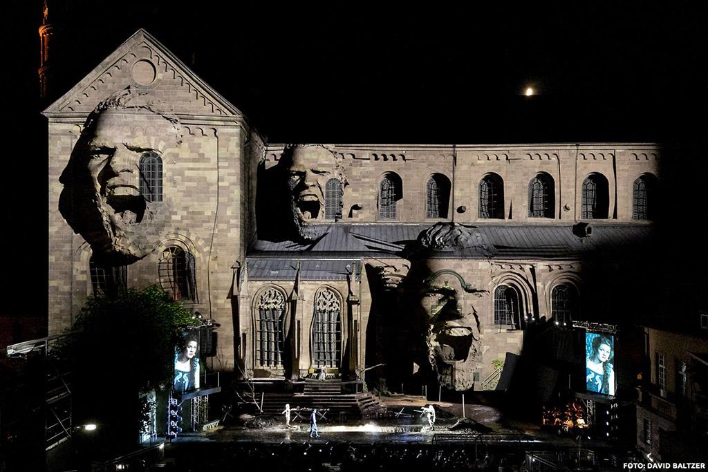 Inszenierung der Nibelungen-Festspiele 2018: Siegfrieds Erben