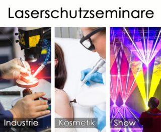 Beispielbild für Laserschutzseminare