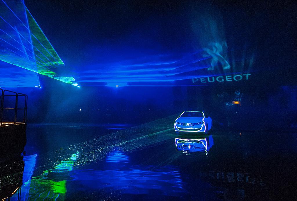 Händlertreffen von Peugeot 2018