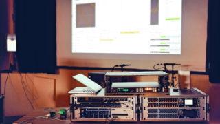 Schulung von FachWerk für VeranstaltungstechnikerInnen