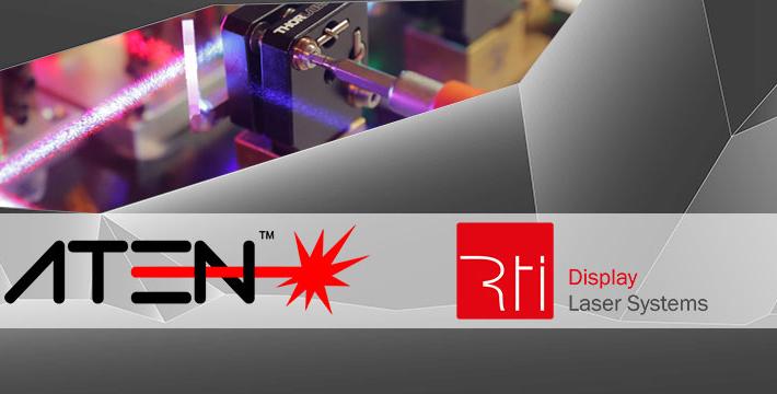 Atenlaser verstärkt die Laserworld Group