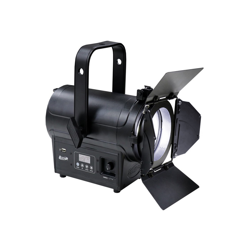 """Scheinwerfer KL Fresnel 4""""CW von Elation Professional"""