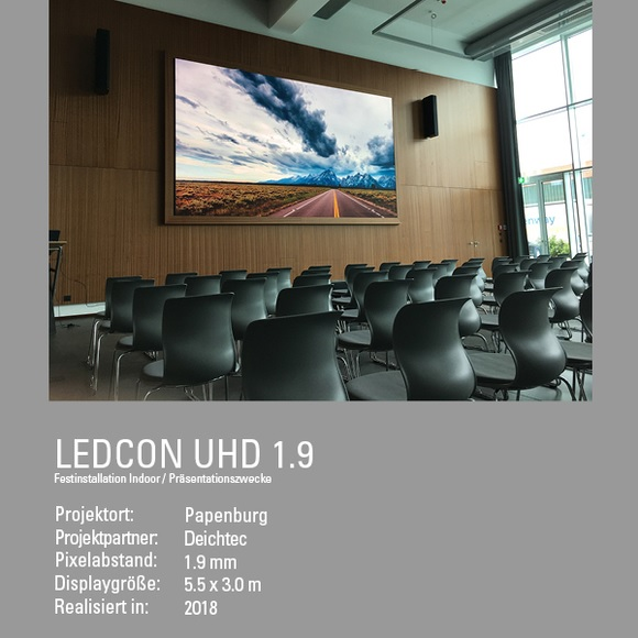 Ledcon LED Display