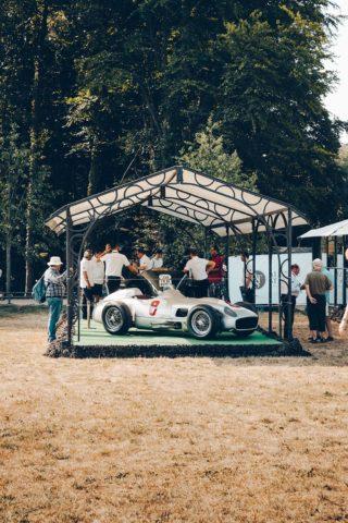 Classic Days im Park von Schloss Dyck 2018