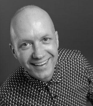 Kommunikationsspezialist und Architekt Mic Ansorge
