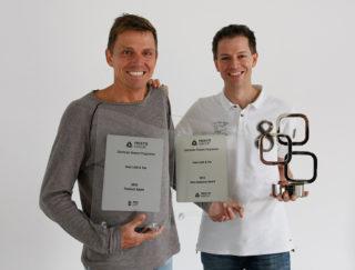 Christof und Thilo Huss von Huss Licht & Ton
