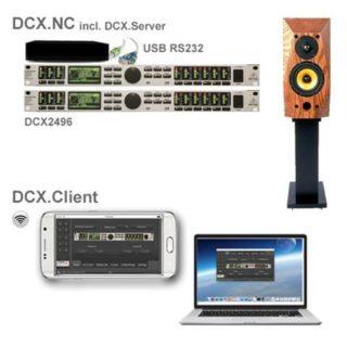 Behringer DCX2496 Fernsteuerung