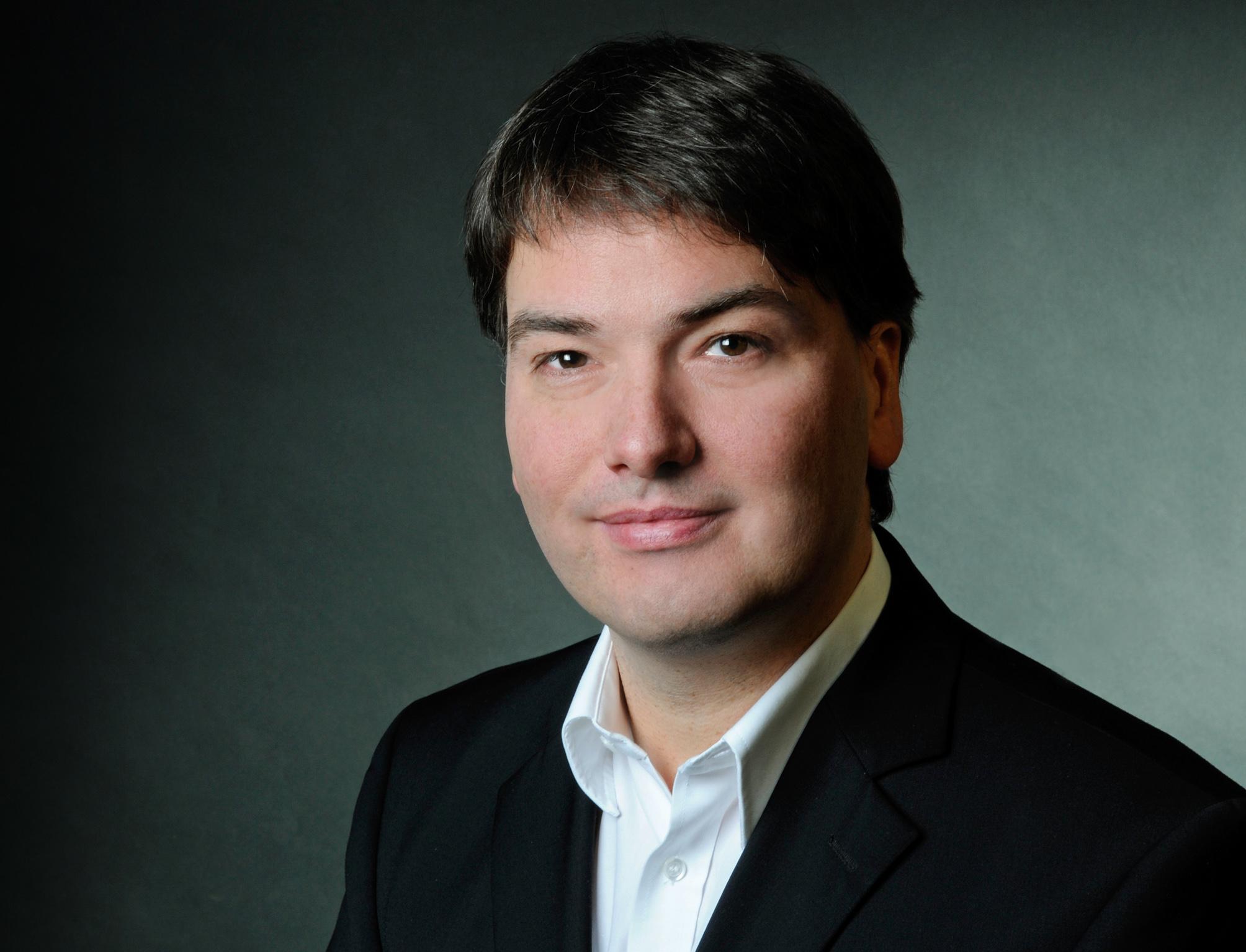 Geschäftsführer Marcus Leyendecker