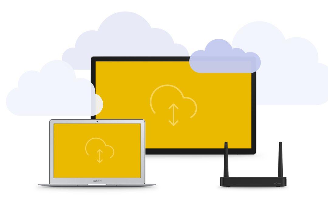 Content- und Gerätemanagement Vivitek
