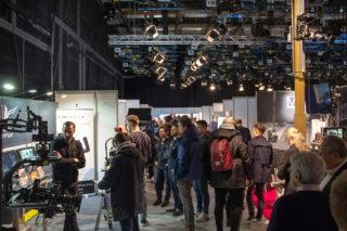 Besucher der Hamburg Open 2018
