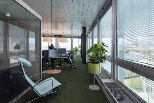 Pilotprojekt Zumtobel Group Services bei Nestle