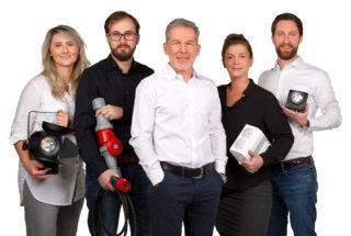 Gründungsteam der VisionTwo GmbH