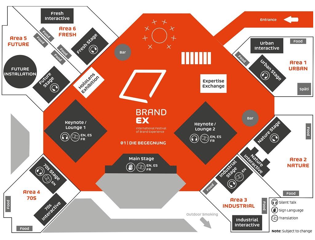 BrandEx 2019 Plan