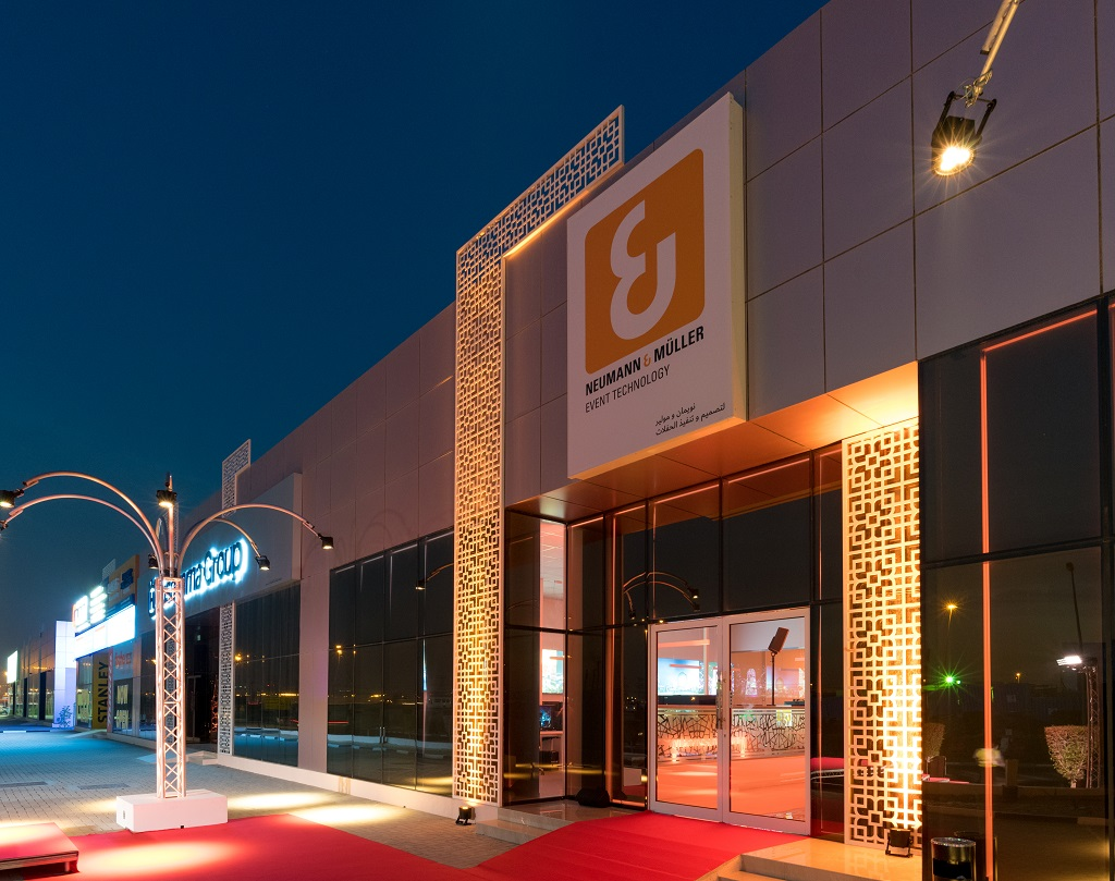 N&M Dubai Standort