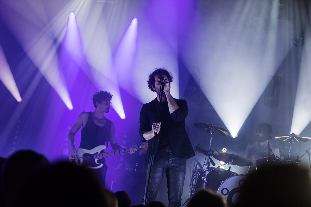 Navarone auf der Bühne beim Release ihres neuen Albums