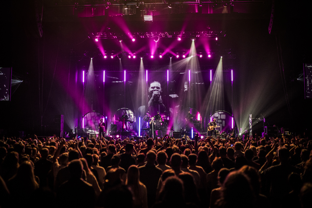 Rea Garvey Neon-Tour