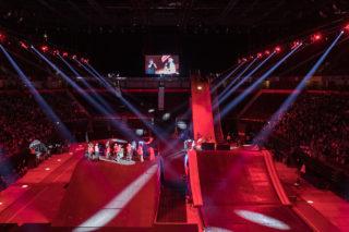 GLP im Einsatz für den Nitro Circus