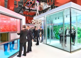 Bau 2019 - Messe München / Loske - AUMA MesseTrend 2019