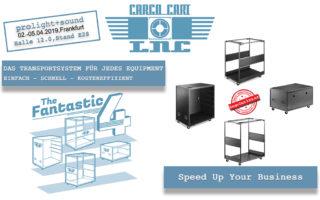 Cargo Cart auf der Prolight+Sound 2019