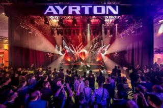 Ayrton-Stand auf der Prolight+Sound 2018