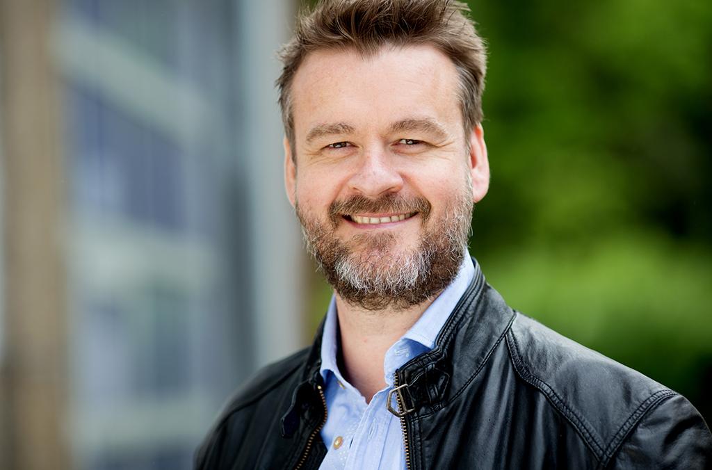 Tammo Buhren, Geschäftsführer zweiB GmbH
